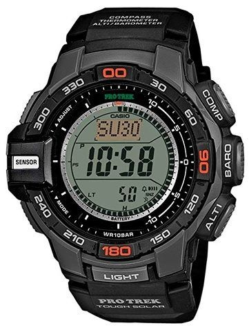 Casio Pro Trek relojes de montañismo