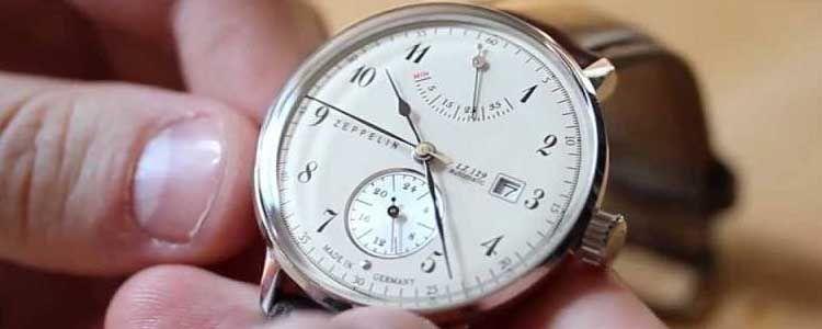 Guía de relojes Zeppelin