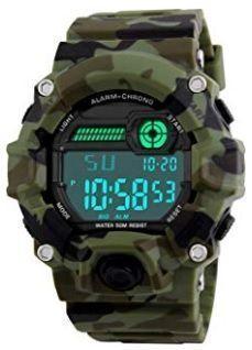 Reloj digital BHGWR
