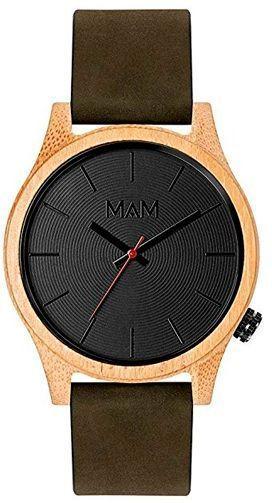 relojes de madera para hombre MAM