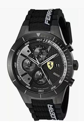 Cronógrafo Ferrari 0830262