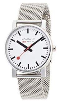 Reloj Mondaine SBB Evo 35mm