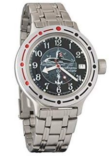 Reloj Vostok Amphibian