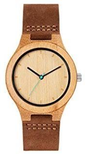Reloj de mujer MAM Boreas Bamboo