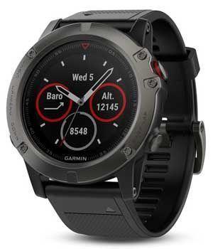 Relojes tácticos Garmin Fenix 5X