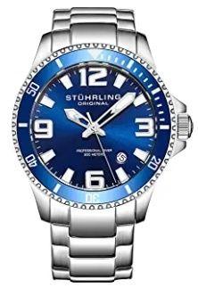 Stuhrling Pro Diver 395.33U16