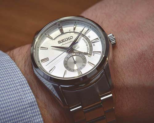 Reloj seiko Presage SSA337J1