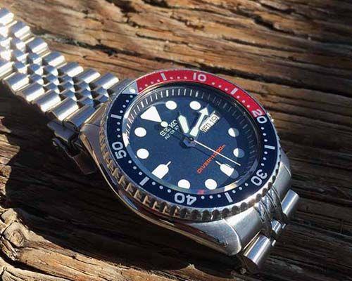 Reloj de pulsera para hombre