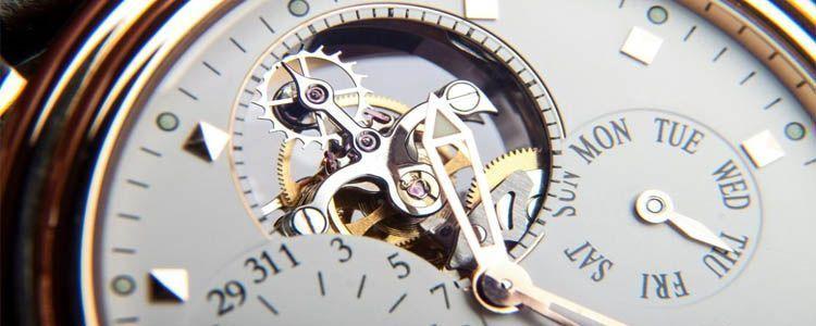 Guía de relojes suizos