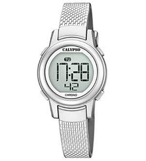 Reloj de mujer blanco K5736-1