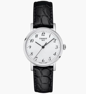 Reloj de mujer clásico T1092101603200