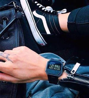 Reloj juvenil Re Run