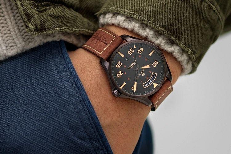 Reloj Hamilton de hombre