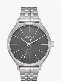 Time Arrow mujer gris