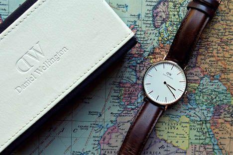 Catálogo de relojes Daniel Wellington