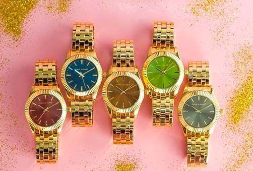 Catálogo de relojes Pura Alegría