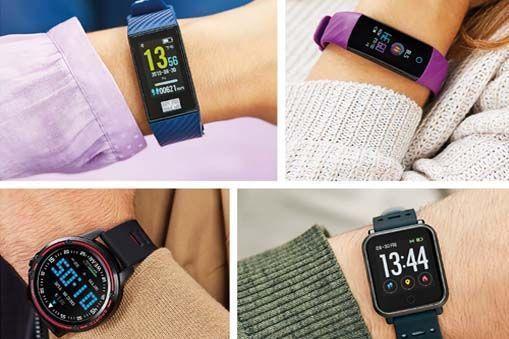 Colección de relojes Marea Smart