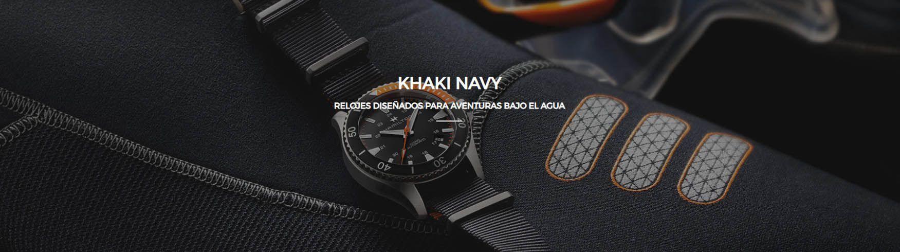 Eslogan Khaki Navy