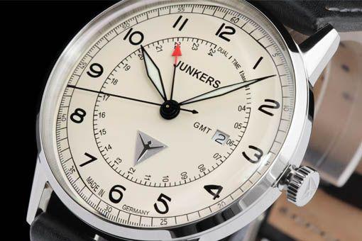 Guía de relojes Junkers