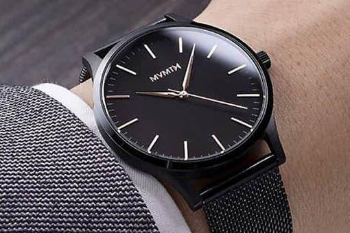 Guía de relojes MVMT