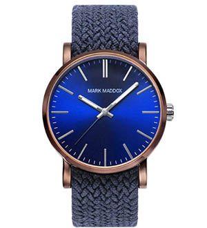 Reloj de hombre Mark Maddox HC2002-37