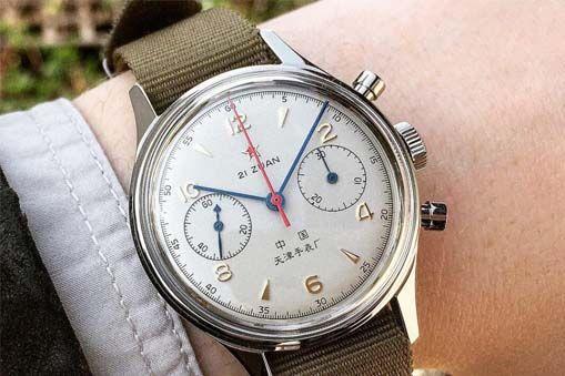Reloj de hombre Seagull 1963