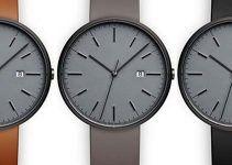 Relojes minimalistas