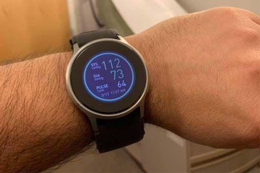 Relojes tensiómetro HeartGuide de Omron