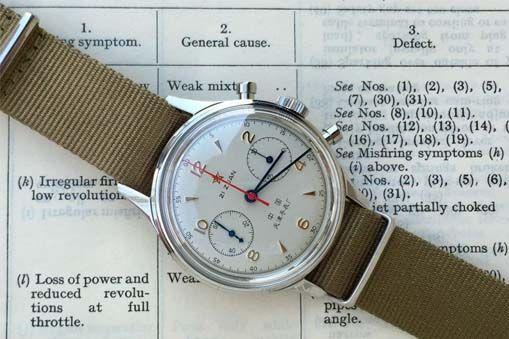 Seagull 1963 reloj chino