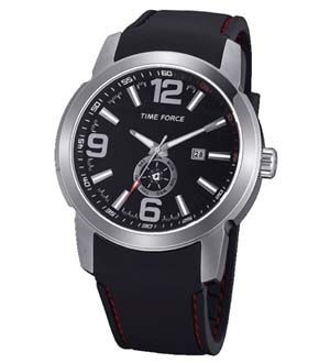 Reloj de hombre color negro
