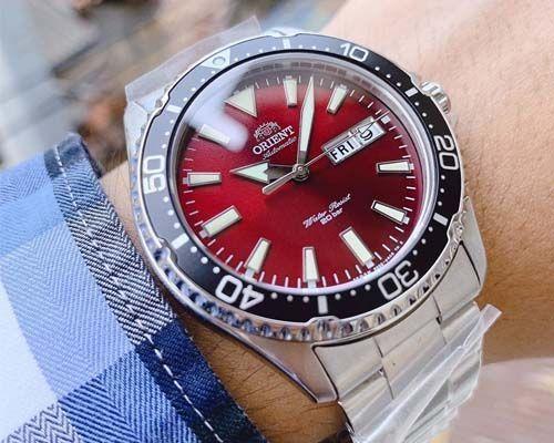 Orient Kamasu RA-AA0003R19B