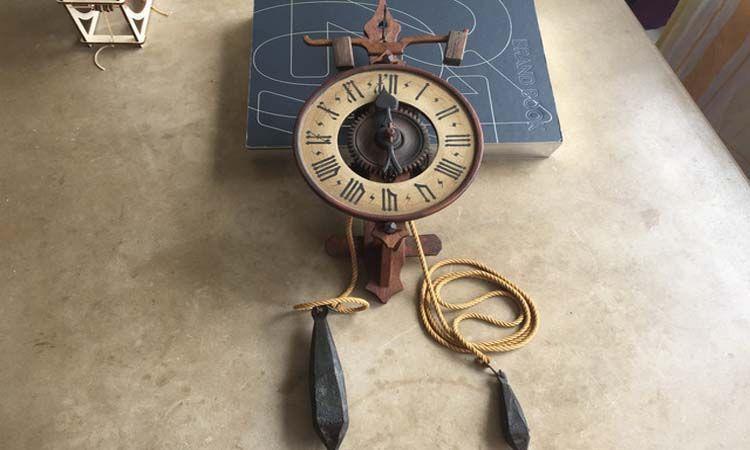 Tipo de reloj Foliot