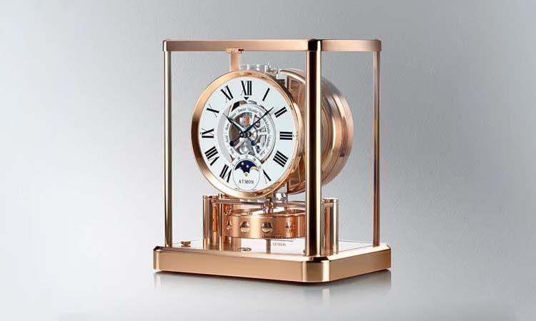 Tipos de relojes Atmos