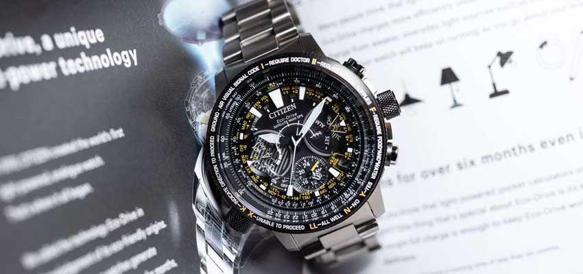 Catálogo de relojes Citizen