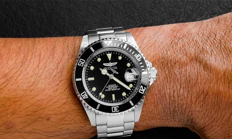 Invicta 89260B Pro Diver muñeca