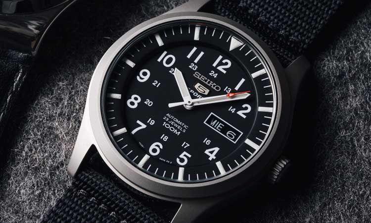 Reloj Seiko SNZG15