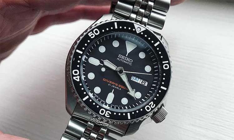 Reloj de buceo Seiko SKX007