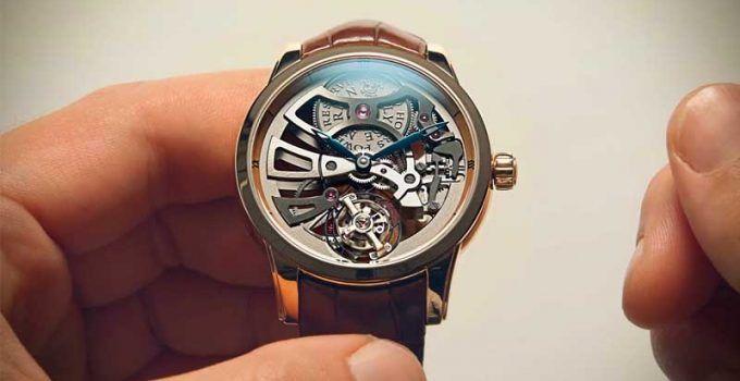 Relojes Tourbillon