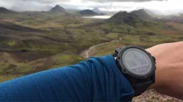 Listado relojes de montaña