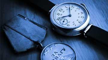 Listado relojes rusos