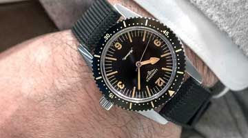 Listado relojes suizos