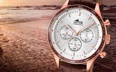 Marca relojes Lotus