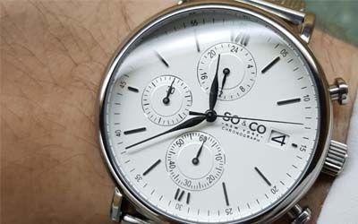 Marca relojes SO&CO