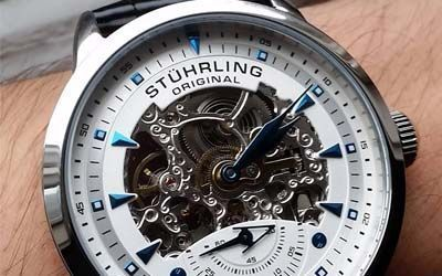 Marca relojes Stuhrling